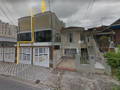Casa Duplex 4 suites p/ venda no Boqueirão em Santos