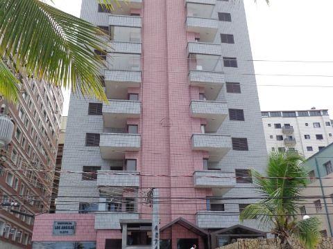 Apartamento Reformado 2 dormitórios p/ venda na Aviação Prédio à Beira Mar