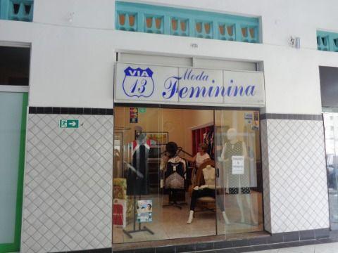 Ponto Comercial no Centro Comercial do Boqueirão