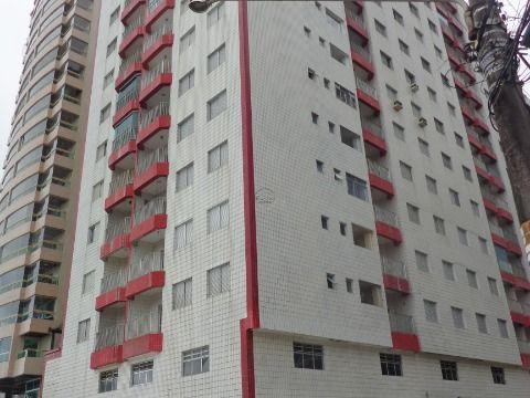 Apartamento 2 dormitórios p/ venda na Aviação Prédio à Beira Mar