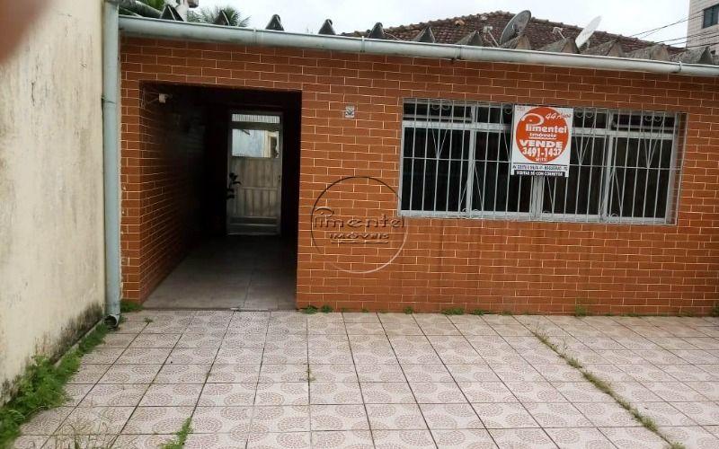 Fachada Interna e garagem