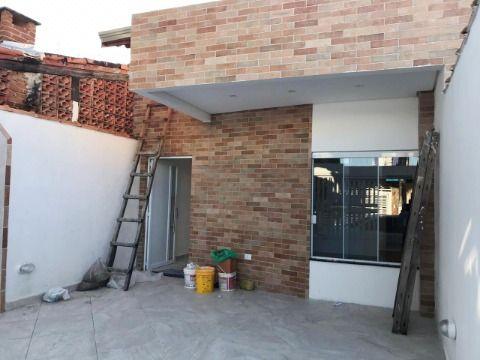 Casa Geminada Nova 2 dormitórios p/ venda na Guilhermina