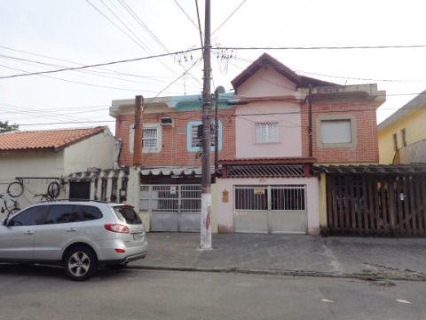 Sobrado Geminado 2 dormitórios p/ venda no Forte