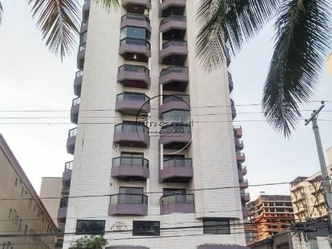 Apartamento 1 dormitório p/ Venda e Alugar na Aviação Prédio à Beira Mar