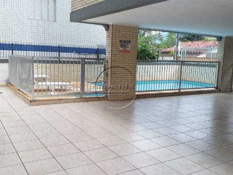 Apartamento 3 dormitórios p/ venda no Caiçara