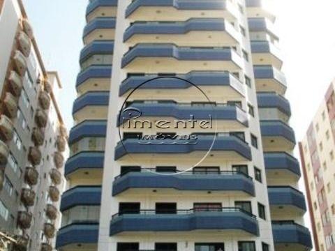 Cobertura 2 dormitórios p/ venda na Guilhermina Prédio à Beira Mar