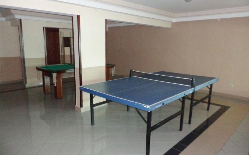 Salão de Festas e Jogos