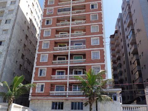 Apartamento Reformado 2 dormitórios p/ Alugar na Aviação - Prédio à Beira Mar