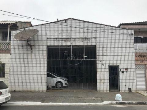 Galpão c/ 250 m2 p/ venda na V. Ocian