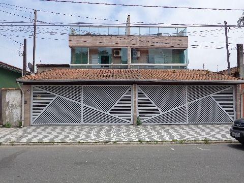 Sobrado Semi Novo 3 dormitórios p/ venda no Boqueirão