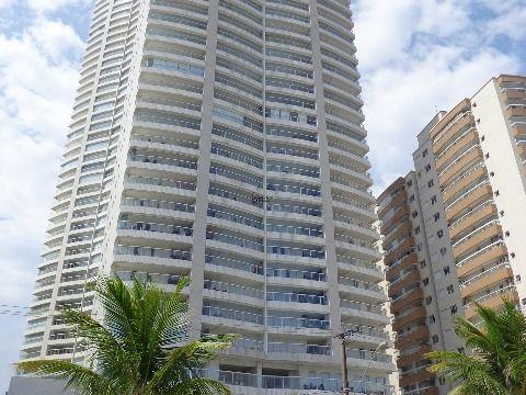 Apartamento 3 dormitórios p/ venda no Centro do Boqueirão Prédio à Beira Mar