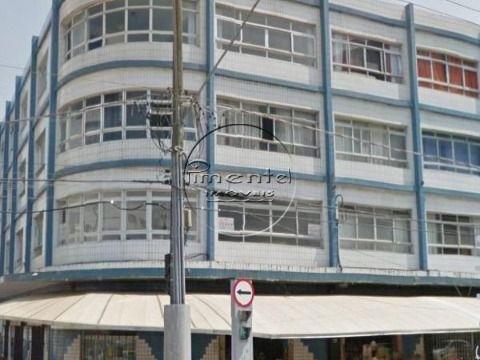 Apartamento 1 dormitório p/ venda no Centro Comercial do Boqueirão