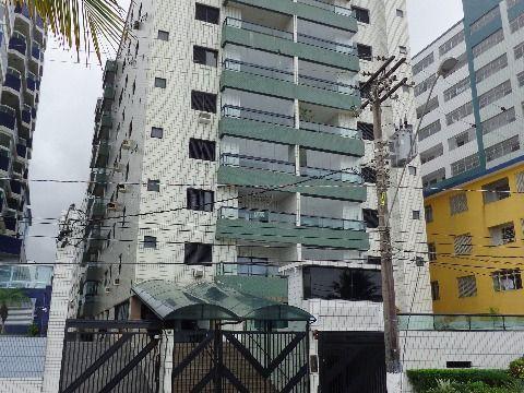 Apartamento 3 dormitórios p/ venda na Guilhermina Prédio à Beira Mar