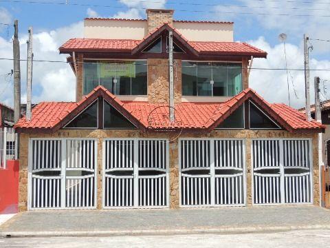 Casa Sobreposta Baixa 2 dormitórios p/ venda no J. Imperador