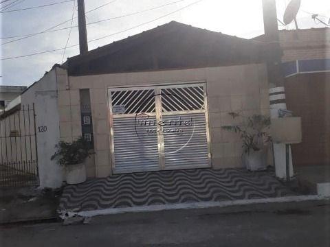 1 Casa + 1 Sobrado p/ venda no Tude Bastos