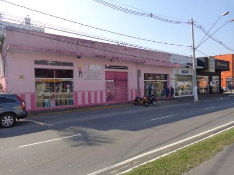 5 lojas p/ venda na Guilhermina