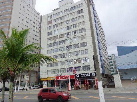 Kit Dividida p/ Alugar no Centro do Boqueirão - Prédio à Beira Mar