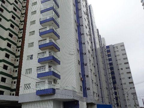 Apartamento 1 dormitório p/ Venda no Centro do Boqueirão - Prédio à Beira Mar