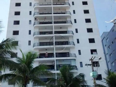 Apartamento 3 dormitórios p/ venda na V. Tupy - Prédio à Beira Mar