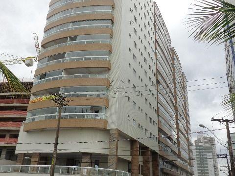 Apartamento 3 dormitórios p/ Venda no Centro do Boqueirão - Prédio à Beira Mar
