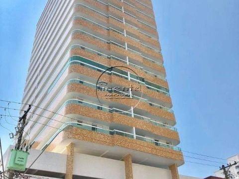Apartamento Novo 3 dormitórios p/ venda no Centro do Boqueirão