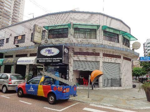 Sala Comercial p/ Alugar no Centro do Boqueirão