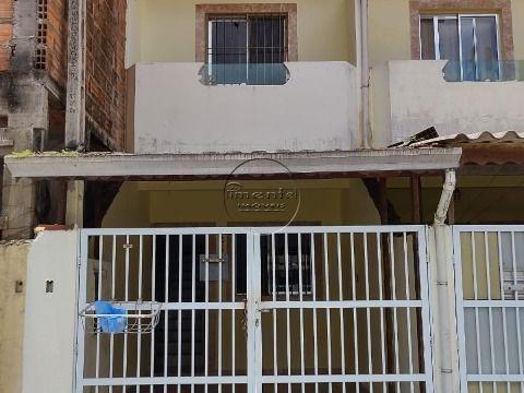 Sobrado Geminado 2 dormitórios p/ Locação no Tude Bastos