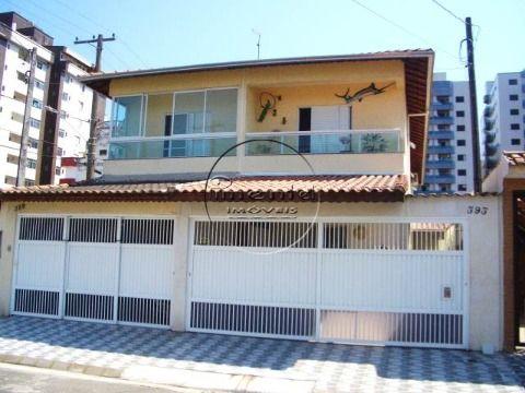 Sobrado Geminado 2 dormitórios p/ venda na Ocian