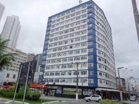 Apartamento 2 dormitórios p/ Venda no Centro do Boqueirão - Prédio à Beira Mar