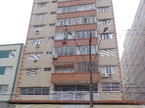 Apartamento 1 dormitório p/ Locação no Centro Comercial do Boqueirão