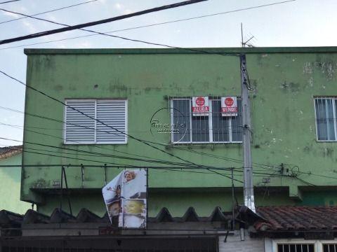 Casa Sobreposta 3 dormitórios p/ Venda e Locação no Boqueirão