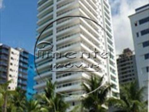 Apartamento 2 dormitórios p/ venda no Forte - Prédio à Beira Mar