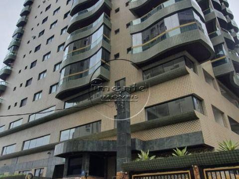 Apartamento 2 dormitórios p/ venda na Aviação - Prédio à Beira Mar