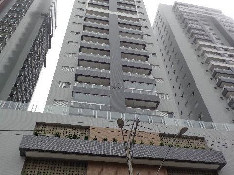 Apartamento Novo 1 dormitório p/ Venda no Centro do Boqueirão