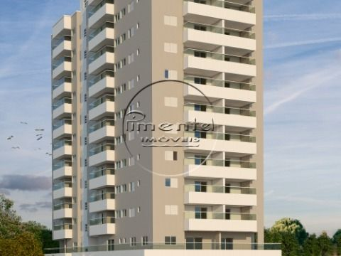 Apartamento Novo 2 dormitórios p/ Venda no Forte