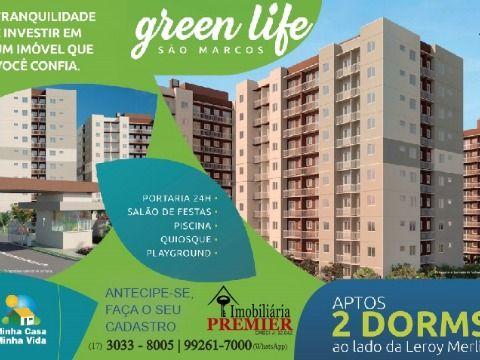 Apartamento - Green Life São Marcos