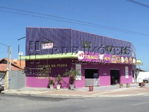 Salão Comercial em Paquetá - Praia Grande