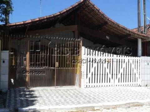Casa em Parque Santista - Praia Grande