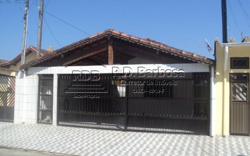 Casa isolada na Praia Grande