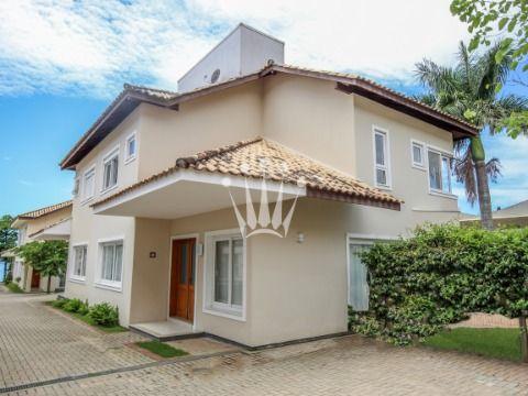 Casa em condominio fechado na beira da Lagoa da Conceição