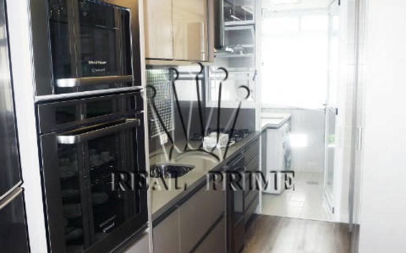 Apartamento Finamente Mobiliado é Decorado - Foto 10