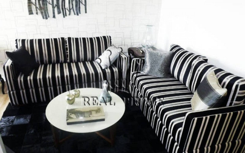 Apartamento Finamente Mobiliado é Decorado - Foto 3