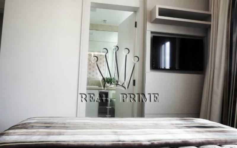 Apartamento Finamente Mobiliado é Decorado - Foto 49