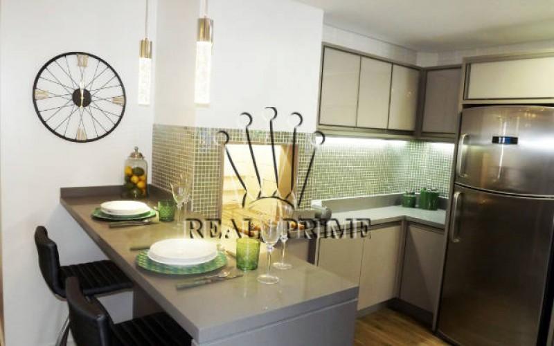 Apartamento Finamente Mobiliado é Decorado - Foto 34