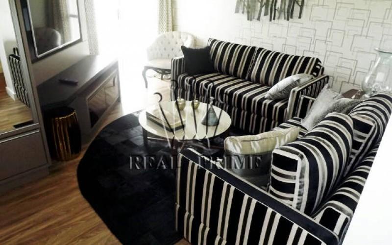 Apartamento Finamente Mobiliado é Decorado - Foto 17