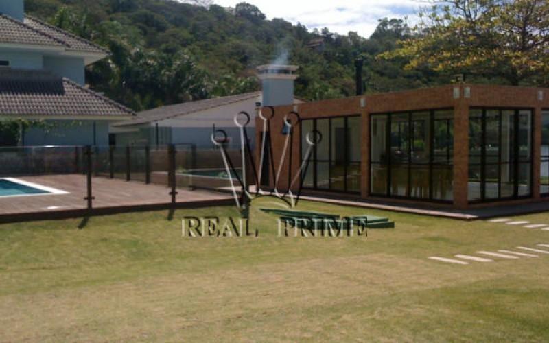 Casa em Condominio de Alto Padrão á Beira D'agua no Canto da - Foto 28
