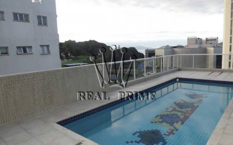 Amplo Apartamento com Vista Para á Beira Mar - Florianopolis - Foto 31