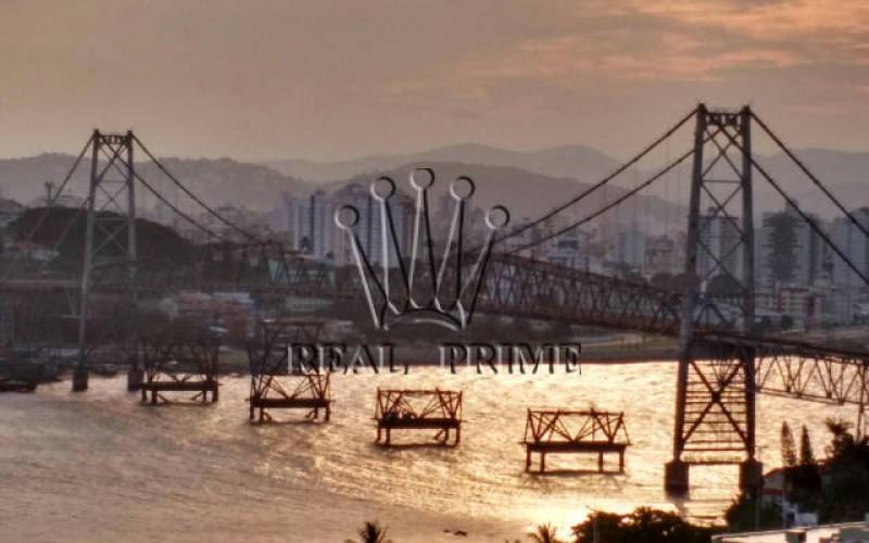 Apartamento 3 DM no Centro com Vista Para o Mar - Florianópolis. - Foto 5