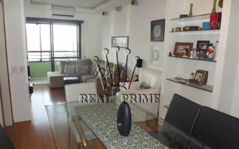 Apartamento 3 DM no Centro com Vista Para o Mar - Florianópolis. - Foto 10