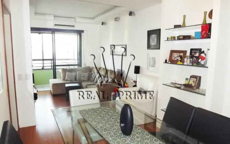 Apartamento 3 DM no Centro com Vista Para o Mar - Florianópolis. - Foto 3